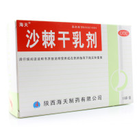 海天 沙棘干乳剂 10g*12袋