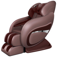 怡禾康 X5S多功能电动太空舱家用按摩椅YH-X5S 咖啡色