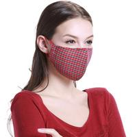 爽蒂 健康型防尘口罩 防污染型 防雾霾(成人型) (1只装)