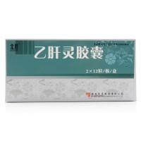 金爵 乙肝灵胶囊 0.5g*24粒