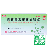 东药 克林霉素磷酸酯凝胶 10g