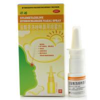 诺通 盐酸赛洛唑啉鼻用喷雾剂 10ml
