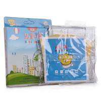 爽蒂健康型防尘活性炭口罩(儿童型)(1只装) 防污染型防过敏 防尾气