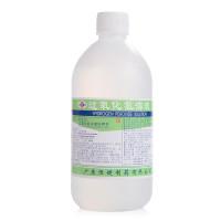 恒健 过氧化氢溶液 3%*500ml