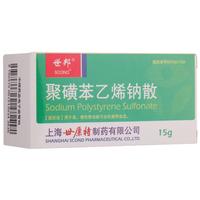 世康特 聚磺苯乙烯钠散 15g