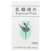 好护士 乳癖消片 0.32g*100片(糖衣片)