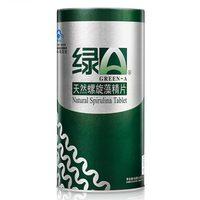 绿A 天然螺旋藻精片 0.5g*300粒
