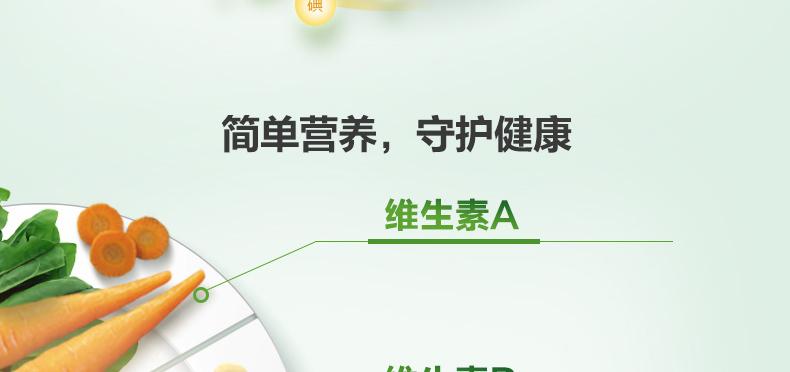 买2送好礼】惠氏善存 多维元素片(29) 100片6061