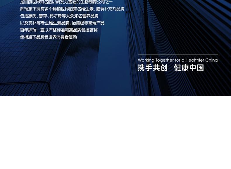 买2送好礼】惠氏善存 多维元素片(29) 100片6357