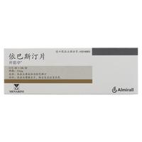 開思亭 依巴斯汀片 10mg*10片 鼻炎 過敏性鼻炎