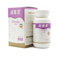 纽曼思 DHA藻油软胶囊(成人型)0.815g*60粒 美国原装进口